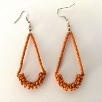 Boucle Golit orange