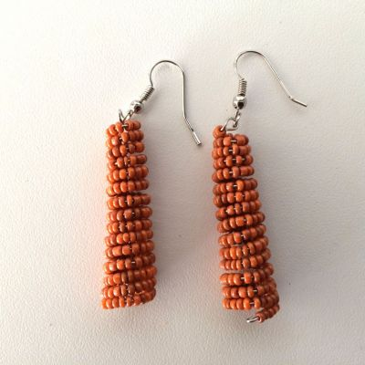 Boucle Squati orange