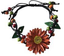 Bracelet campagne orange