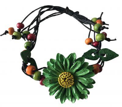 Bracelet campagne vert