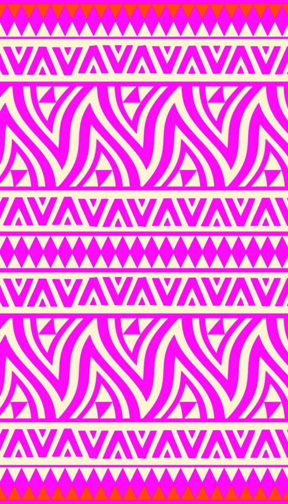 Drap de plage Arabesque aux motifs colorés 100% coton egyptiens