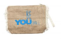 Pochette Be You (Tiful) bleu