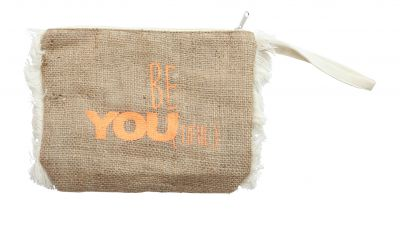 Pochette Be You (Tiful) orange