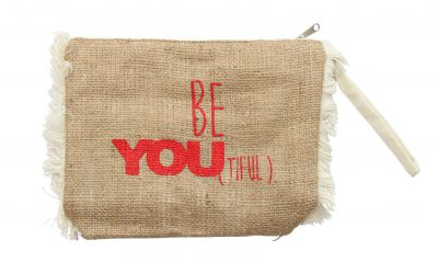 Pochette Be You (Tiful) rouge