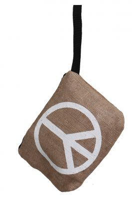 Pochette peace and love