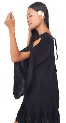 Robe d\'été légère noir