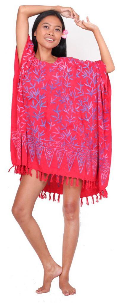Robe paréo Amman rose