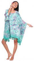 Robe paréo batik Sofia rose
