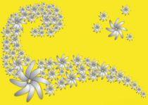 Robe paréo Etoile jaune