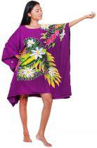 Robe paréo Indien violet