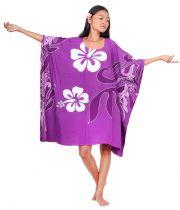 Robe paréos Printemps Violet