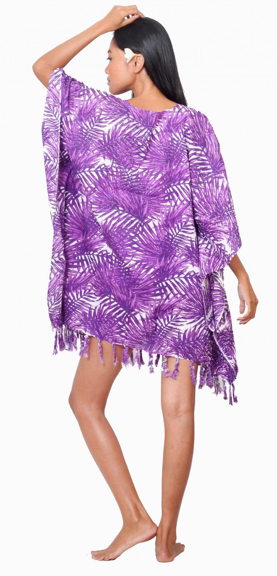 Robe Paréos St Tropez violet
