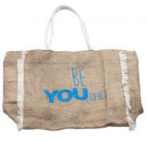 Sac Be You (Tiful) bleu