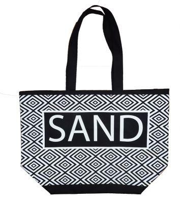 Sac de plage Sand noir